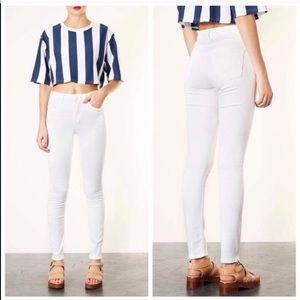 Topshop Petite Jaime Jeans